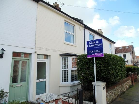 Thumbnail Terraced house for sale in Thurlow Road, Worthing, West Sussex