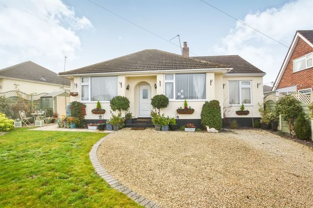 Thumbnail Detached bungalow for sale in Northview Road, New Costessey, Norwich