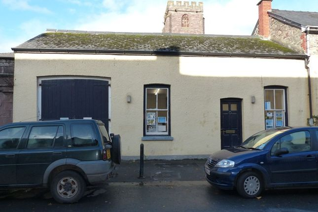 Thumbnail Office to let in Glamorgan Street, Brecon
