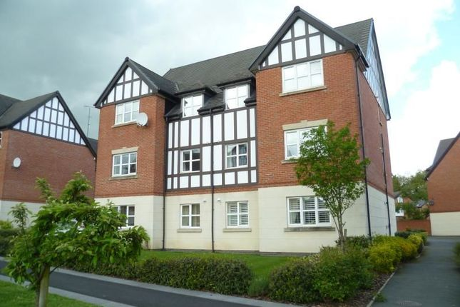 Thumbnail Flat to rent in Freshwater View, Northwich
