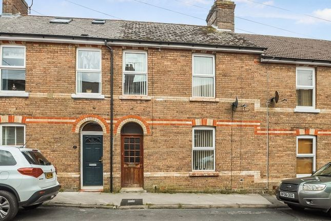 Thumbnail Terraced house for sale in Period Terraced House, Fordington, Dorchester