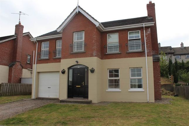 Thumbnail Detached house for sale in Derrymore Meadows, Bessbrook, Newry