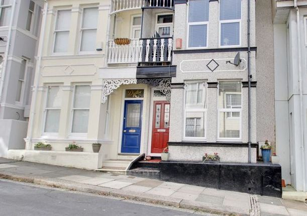 Thumbnail Terraced house for sale in Durban Road, Plymouth