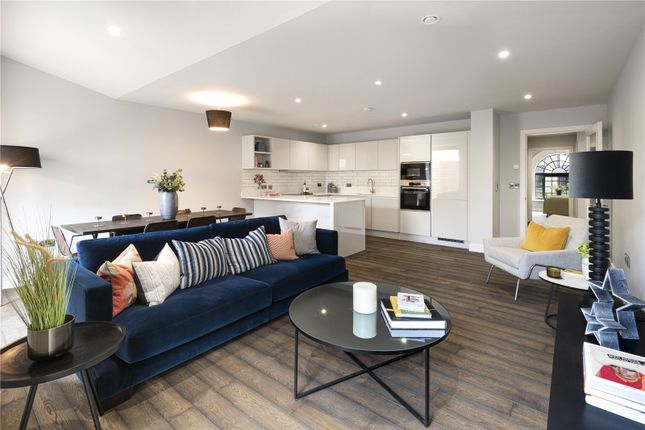 Thumbnail Flat for sale in Apartment 3 Oculus House, Brandon Yard, Lime Kiln Road, Bristol