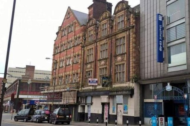 Thumbnail Land for sale in Cannon Pub, Sheffield