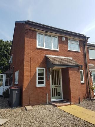 1 bed end terrace house to rent in Willetts Way, Dawley, Telford TF4