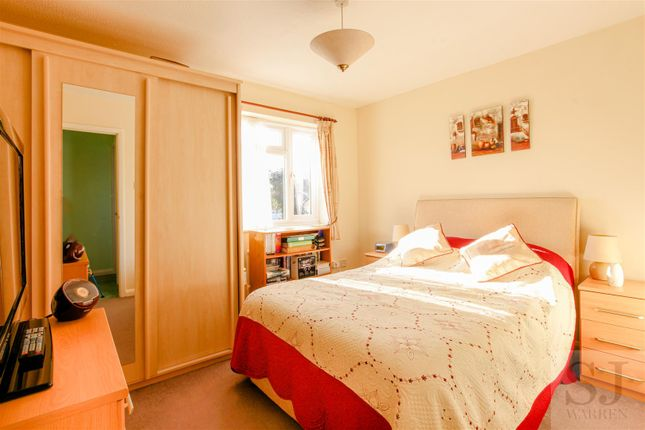 Bedroom Two of Hester Place, Burnham-On-Crouch CM0