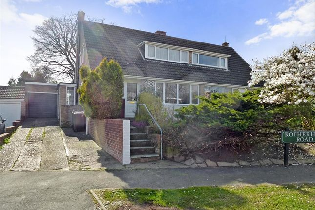 Thumbnail Semi-detached house for sale in Rotherhill Road, Crowborough, East Sussex