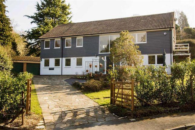 Thumbnail Detached house for sale in Scotlands Close, Haslemere, Surrey