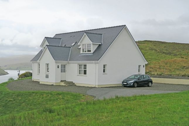 Thumbnail Detached house for sale in Lon Ban: Impressive Property, 4 Beds (3 En-Suite), Views, W.Skye