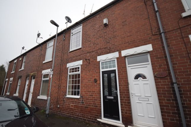 Thumbnail Terraced house to rent in Exchange Street, South Elmsall