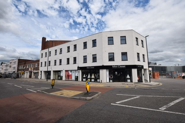 Thumbnail Flat to rent in Osmaston Road, Derby