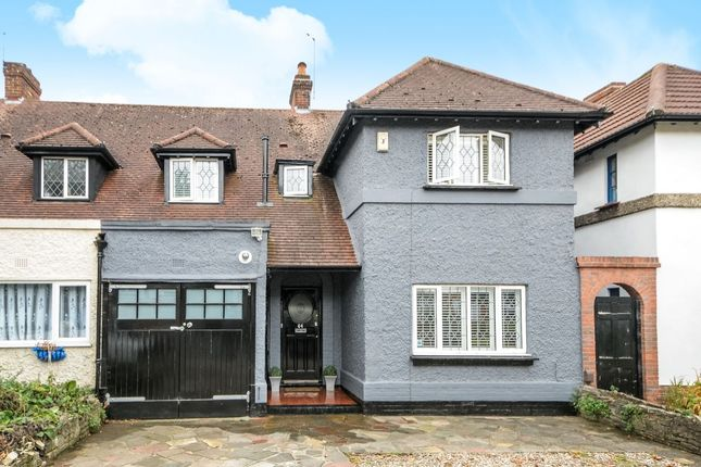 Thumbnail Semi-detached house for sale in Mitcham Park, Mitcham