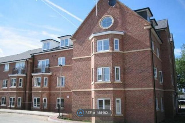 Thumbnail Flat to rent in Castle Groce, Pontefract