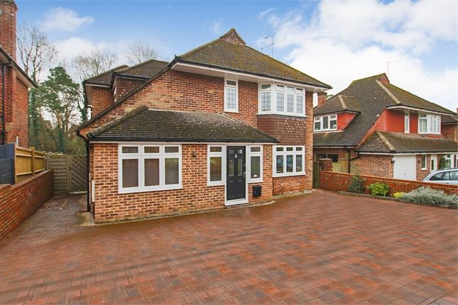 Detached house for sale in Blount Avenue, East Grinstead, West Sussex