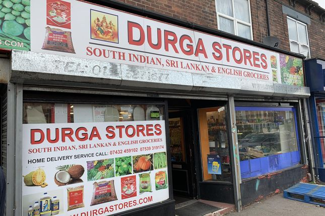 Retail Premises For Sale In Abbeydale Road Sheffield S7