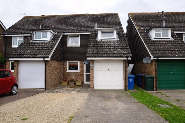 3 bed semi-detached house for sale in Hopcraft Close, Upper Arncott, Bicester