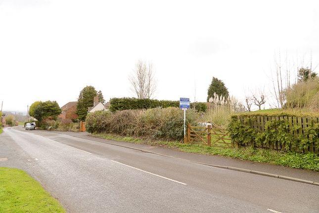 Thumbnail Land for sale in The Slang, Benthall Lane, Benthall