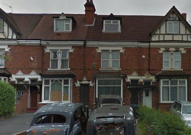 Thumbnail Terraced house to rent in Gravelly Hill, Erdington, 6 Bedroom All With En-Suites