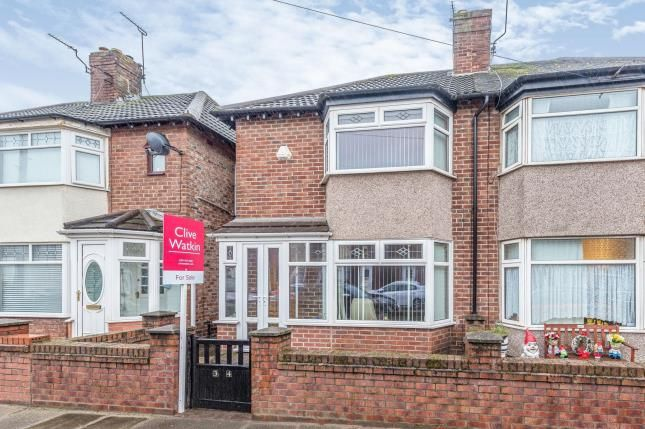 2 bed property for sale in Sudbury Road, Brighton-Le-Sands, Liverpool, Merseyside L22