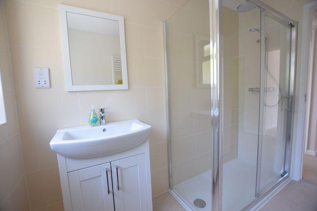 Shower Room of Montfort Road, Pevensey Bay BN24