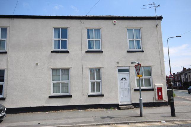 Thumbnail Flat to rent in Bank Street, Golborne, Lancashire