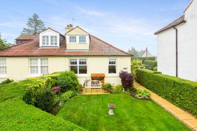 Thumbnail Semi-detached bungalow for sale in Knowes Road, Haddington