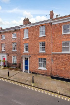 Thumbnail Terraced house for sale in College Hill, Shrewsbury