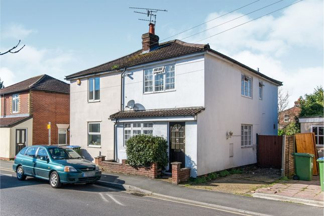 Thumbnail Cottage for sale in Newman Street, Shirley, Southampton