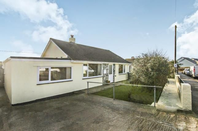 Thumbnail Bungalow for sale in Blackwater, Truro, Cornwall