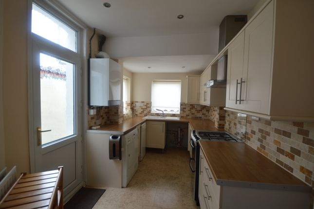 Thumbnail Terraced house to rent in Longford Street, Middlesbrough