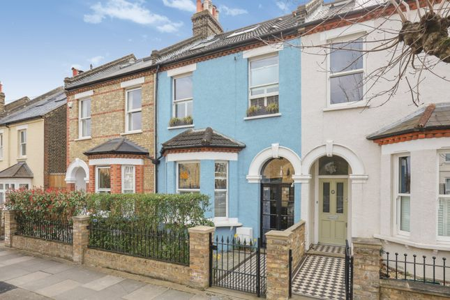 Thumbnail Terraced house for sale in Effra Road, Wimbledon