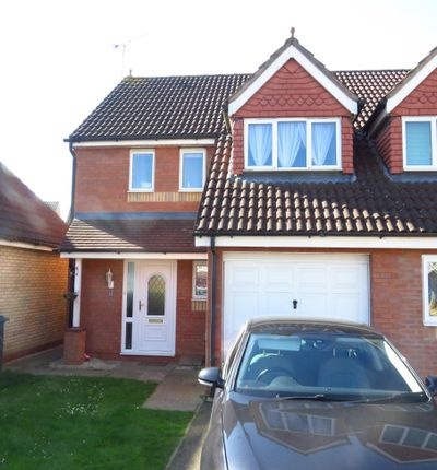Thumbnail Property to rent in Permian Close, Rugby
