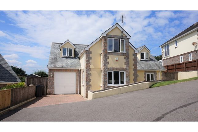 Thumbnail Detached house for sale in Petroc Court, Gunnislake
