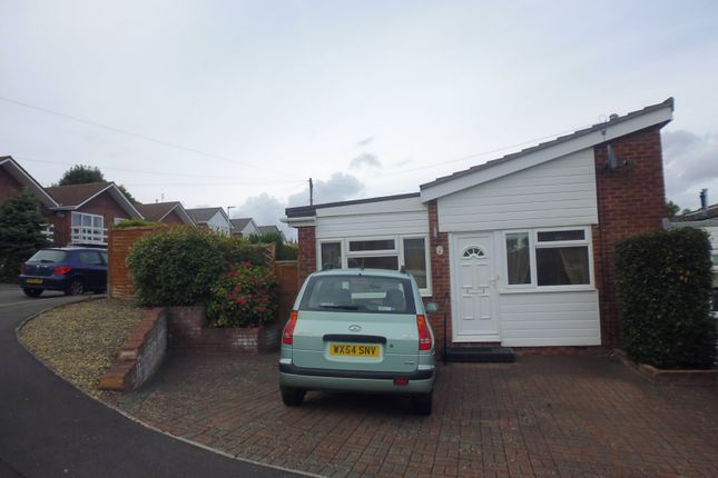 Thumbnail Bungalow to rent in The Paddock, Portishead
