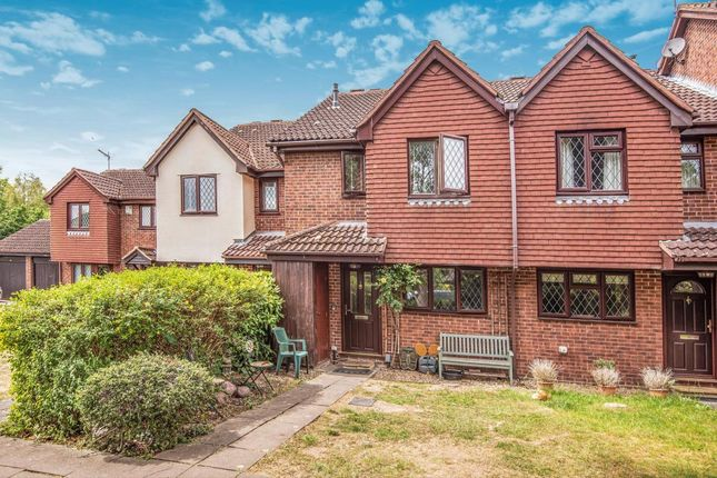 Thumbnail Terraced house for sale in Stevenson Drive, Binfield