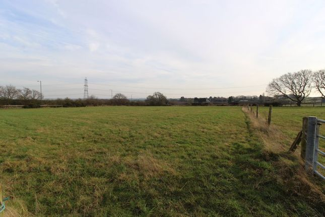 Land for sale in Chester Road, Stonnall, Walsall