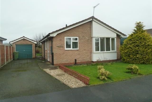 Detached bungalow to rent in 33 Trentham Road, Wem, Shropshire