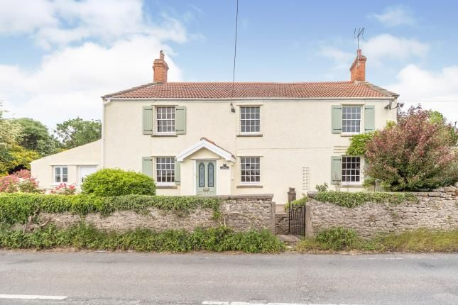 Thumbnail Detached house for sale in Westbury Sub Mendip, Wells, Somerset