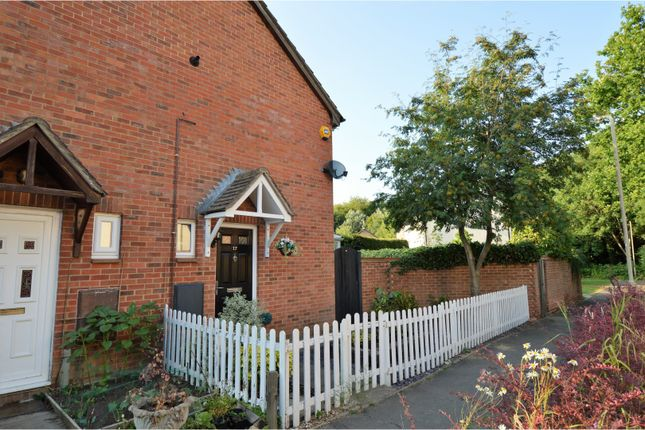 Thumbnail Semi-detached house for sale in Mosbach Gardens, Brentwood
