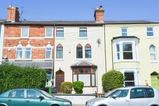 Thumbnail Terraced house for sale in Willow Avenue, Edgbaston, Birmingham