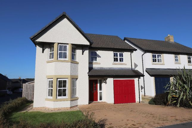 Thumbnail Detached house for sale in Forster Close, Galgate, Lancaster