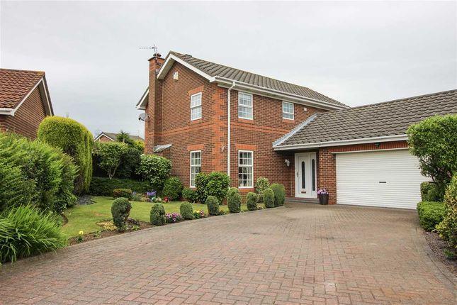 Thumbnail Detached house to rent in Hartside Crescent, Northburn Wood, Cramlington