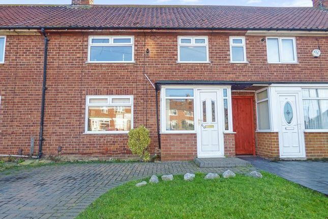 Thumbnail Terraced house for sale in Lincoln Road, Redcar