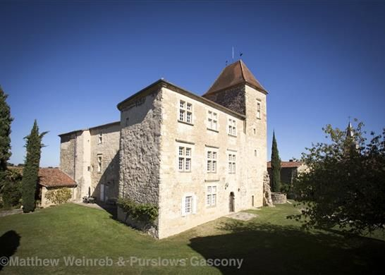 Thumbnail Property for sale in 32190 Vic-Fezensac, France