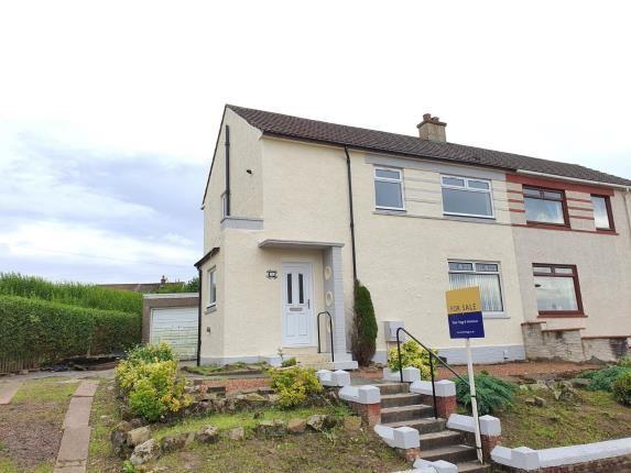 Thumbnail Semi-detached house for sale in Peatland Road, Kilmarnock, East Ayrshire