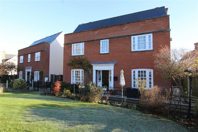 Thumbnail Detached house for sale in Ashingdon Heights, Ashingdon, Essex