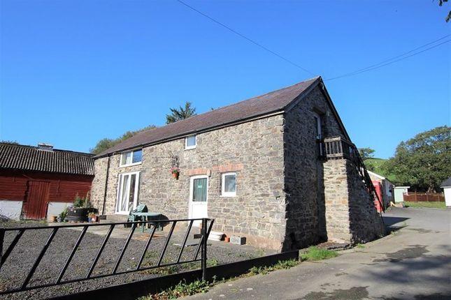Thumbnail Flat to rent in Capel Bangor, Aberystwyth