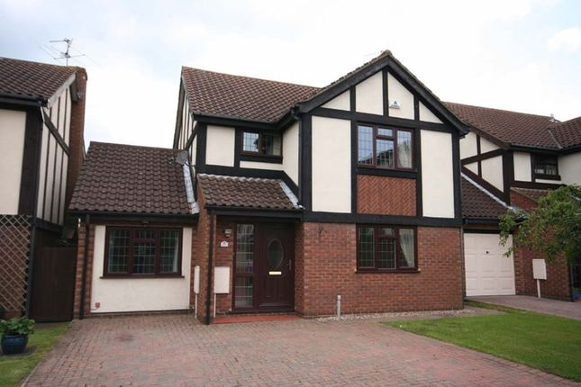 Thumbnail Detached house to rent in Kestrel Way, Buckingham
