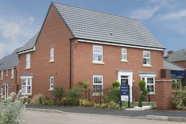 "Thumbnail Detached house for sale in ""Layton"" at Brookfield, Hampsthwaite, Harrogate"